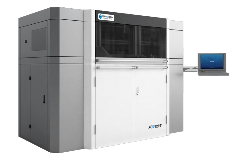 Farsoon fabricación aditiva polimeros SLS