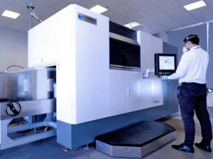 Farsoon máquina SLS HT1001P polimeros