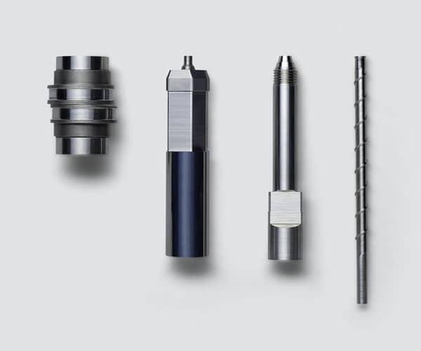 Haas Multigrind rectificado herramientas de punzonado