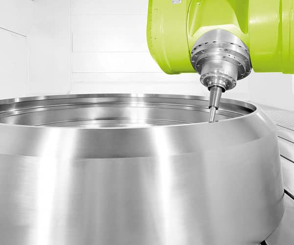 Zimmermann mecanizado aluminio