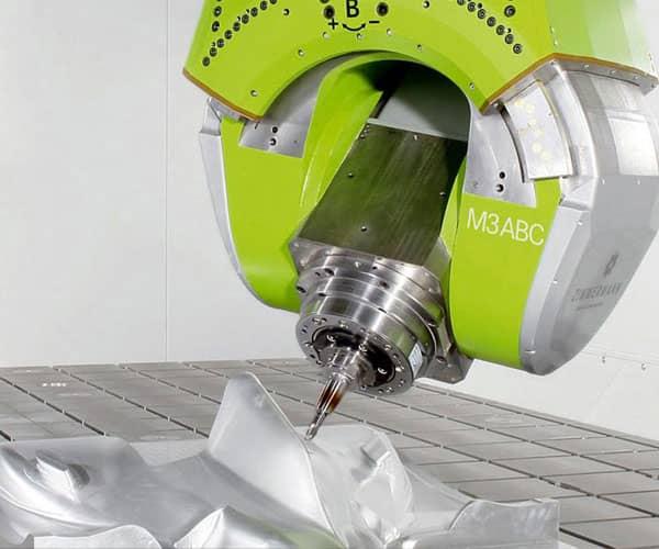 Zimmermann mecanizado titanio