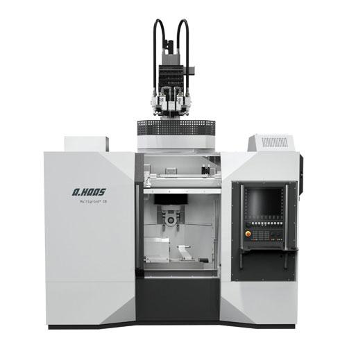 Rectificadoras 5 ejes Haas Multigrind Multigrind® CB