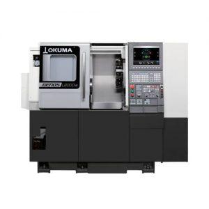 Tornos horizontales Okuma GENOS L2000-E