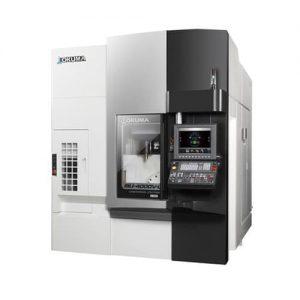 Centros mecanizado vertical Okuma MU-4000V