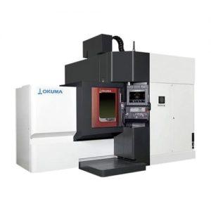 Fabricación aditiva metales Okuma MU-6300V LASER EX