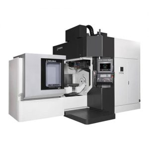 Centros mecanizado vertical Okuma MU-8000V