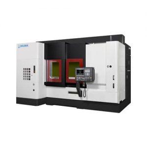 Fabricación aditiva metales Okuma MULTUS U4000 LASER EX