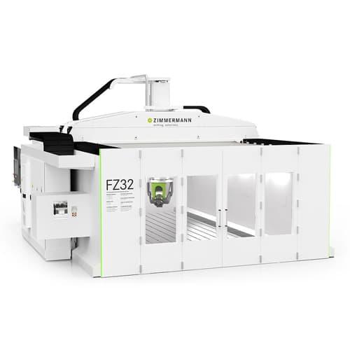Gantry Zimmermann FZ32