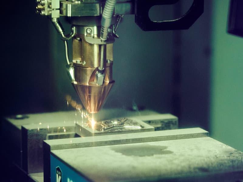 Fabricación aditiva LMD