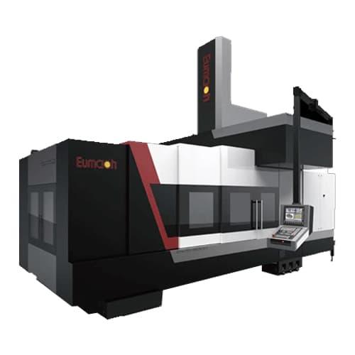 Centros mecanizado 5 ejes Eumach GVM-800U