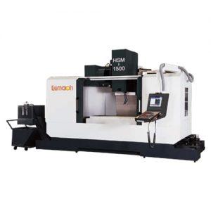 Centros mecanizado vertical Eumach HSM-1500