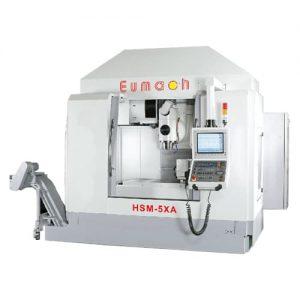 Centros mecanizado 5 ejes Eumach HSM400U
