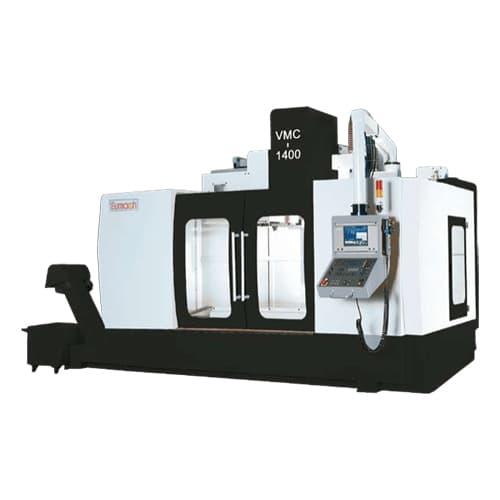 Centros mecanizado vertical Eumach VMC-1100