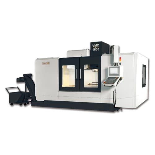 Centros mecanizado vertical Eumach VMC-1400