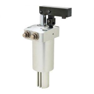 Elementos para soluciones de amarre Kosmek Garra neumática de palanca articulada. (High-Power)