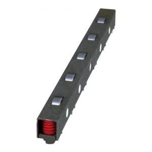 Elementos para soluciones de amarre Kosmek Rodillo de elevación de molde hidráulico o por muelle