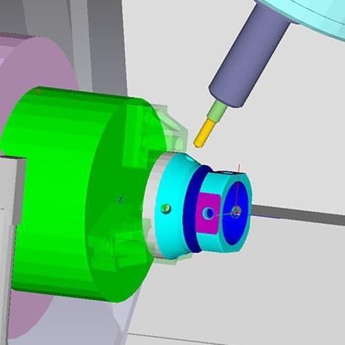 Okuma 3D VIRTUAL MONITOR