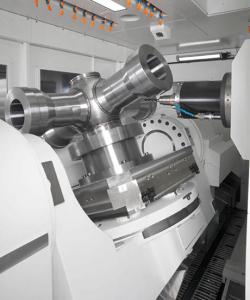 Centro Mecanizado Okuma 5 ejes simultáneos