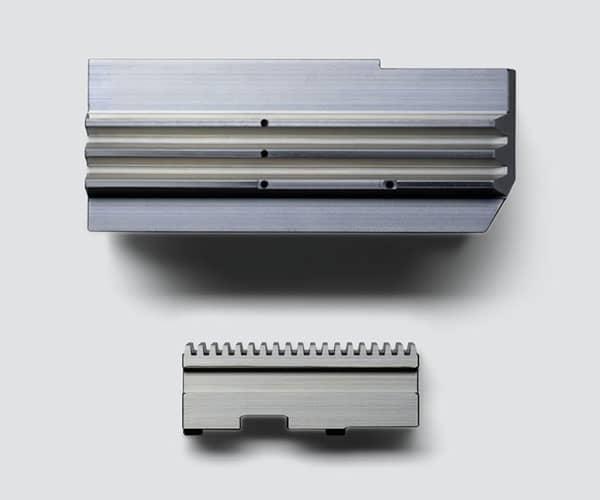 Haas Multigrind rectificado guías y dispositivos de sujeción