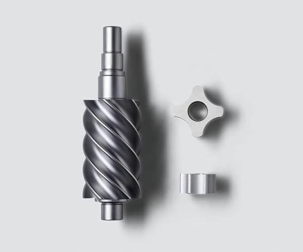 Haas Multigrind rectificado de ejes compresores