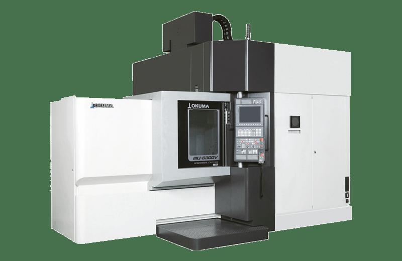 Okuma centros de mecanizado