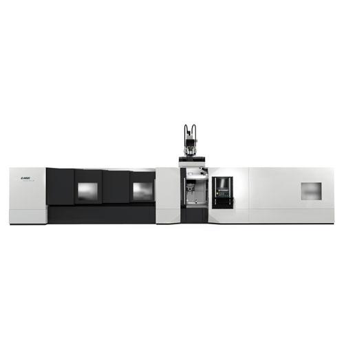 Rectificadoras 5 ejes Haas Multigrind Multigrind® CB XL