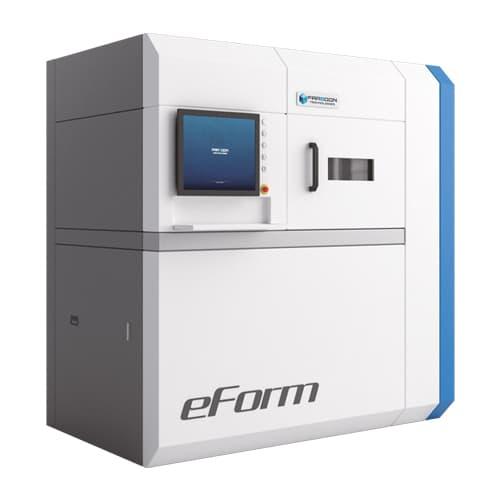 Fabricación aditiva polímeros Farsoon eForm