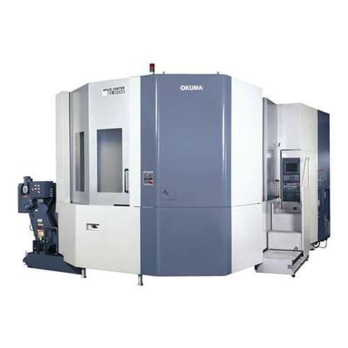 Centros mecanizado horizontal Okuma MA-800H