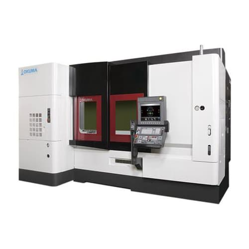 Fabricación aditiva metales Okuma MULTUS U3000 LASER EX
