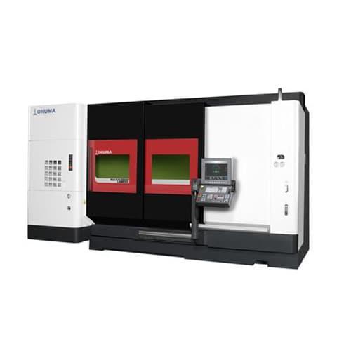 Fabricación aditiva metales Okuma MULTUS U5000 LASER EX