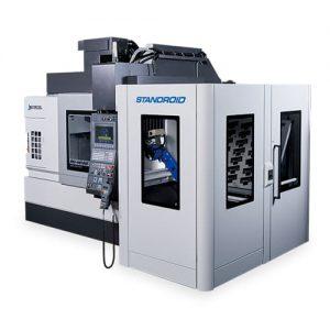 Automatización Okuma STANDROID