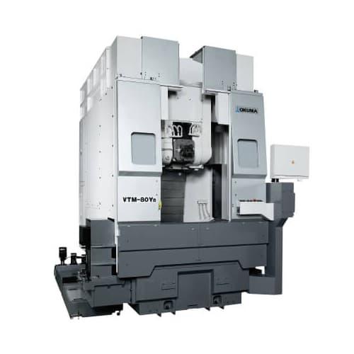 Tornos verticales Okuma VTM-80YB