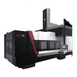 Centros mecanizado 5 ejes Eumach TVMC-5X