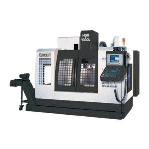 Centros mecanizado vertical Eumach HSM-800