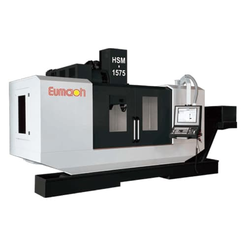 Centros mecanizado vertical Eumach HSM-1175/1575