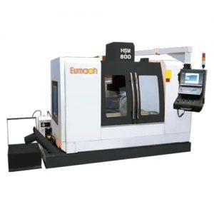 Centros mecanizado vertical Eumach VMC-3200