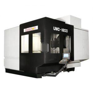 Centros mecanizado 5 ejes Eumach UMC-1000
