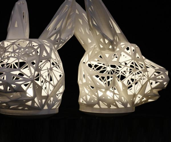 Lampara impresión 3D