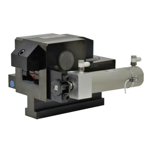 Elementos para soluciones de amarre Kosmek Brida hidráulica automática con ranura en T