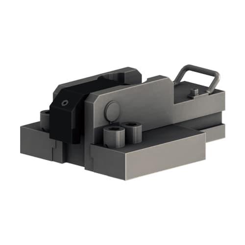 Elementos para soluciones de amarre Kosmek Brida hidráulica manual en bloque
