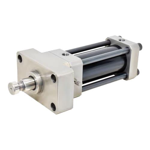 Elementos para soluciones de amarre Kosmek Cilindro de empuje de alta presión